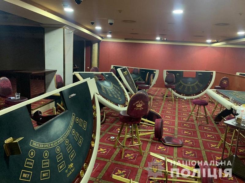 Оборудование казино харьков ковролин казино синий