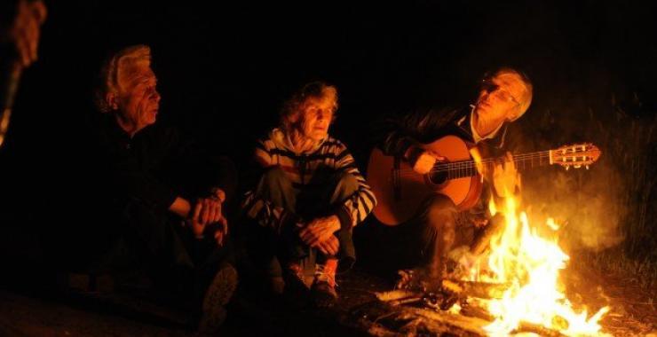 Любителей романтики, костра и песен ждут на фестивале «Осенний Эсхар» |  Kharkiv today