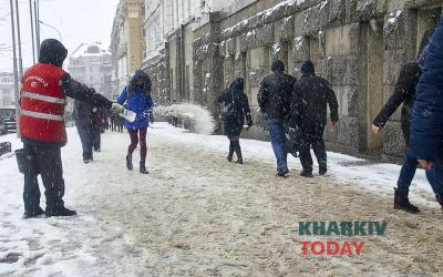 Фото: Сергей Козлов / KHARKIV Today
